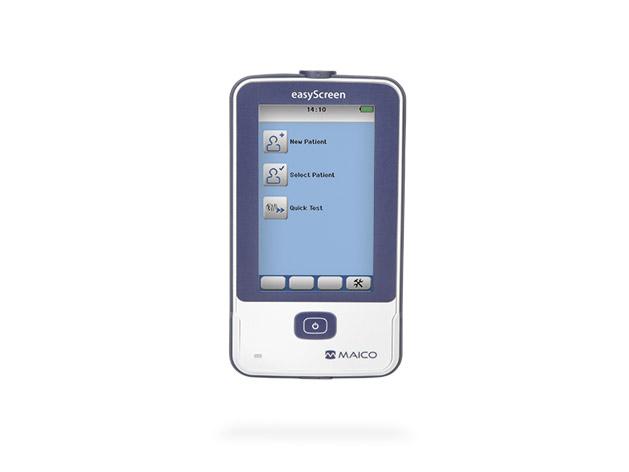Abr + OAE combined newborn Hearing screener - MAICO easyScreen