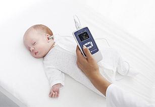 EroScan for accurate newborn hearing screening