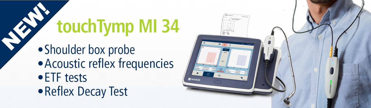 touchTymp MI 34