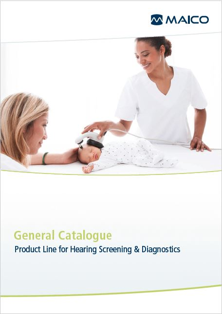 MAICO Hearing Screening ad Diagnostic Products
